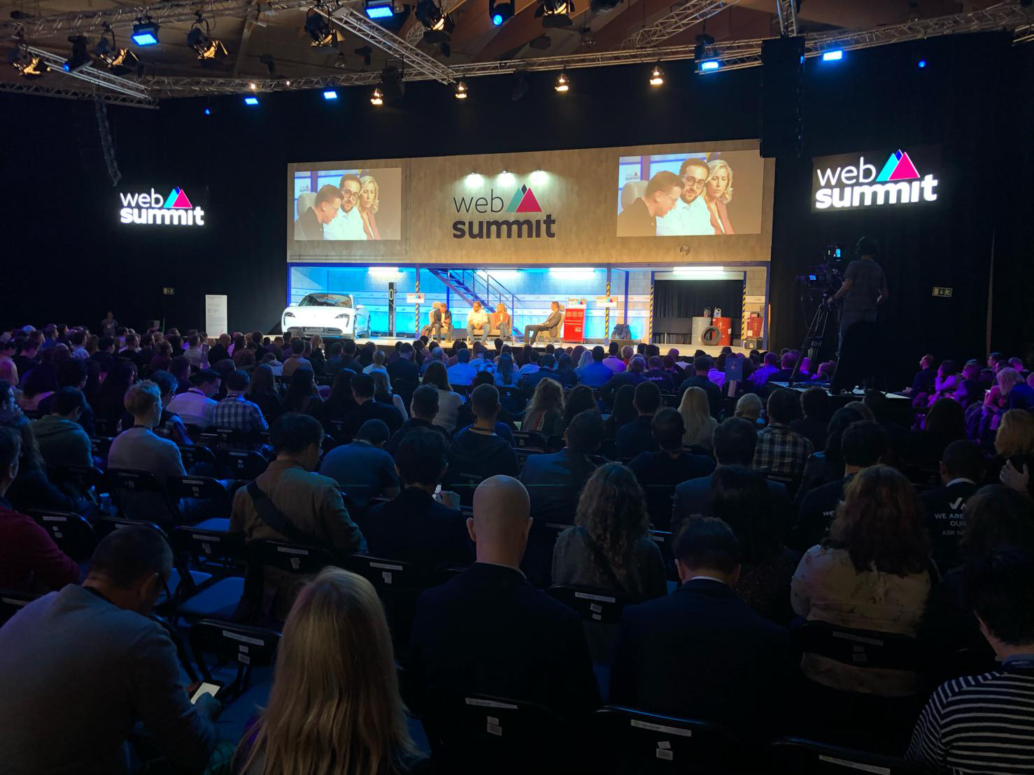 Web Summit 2019: le digest vidéo Made in Vanksen