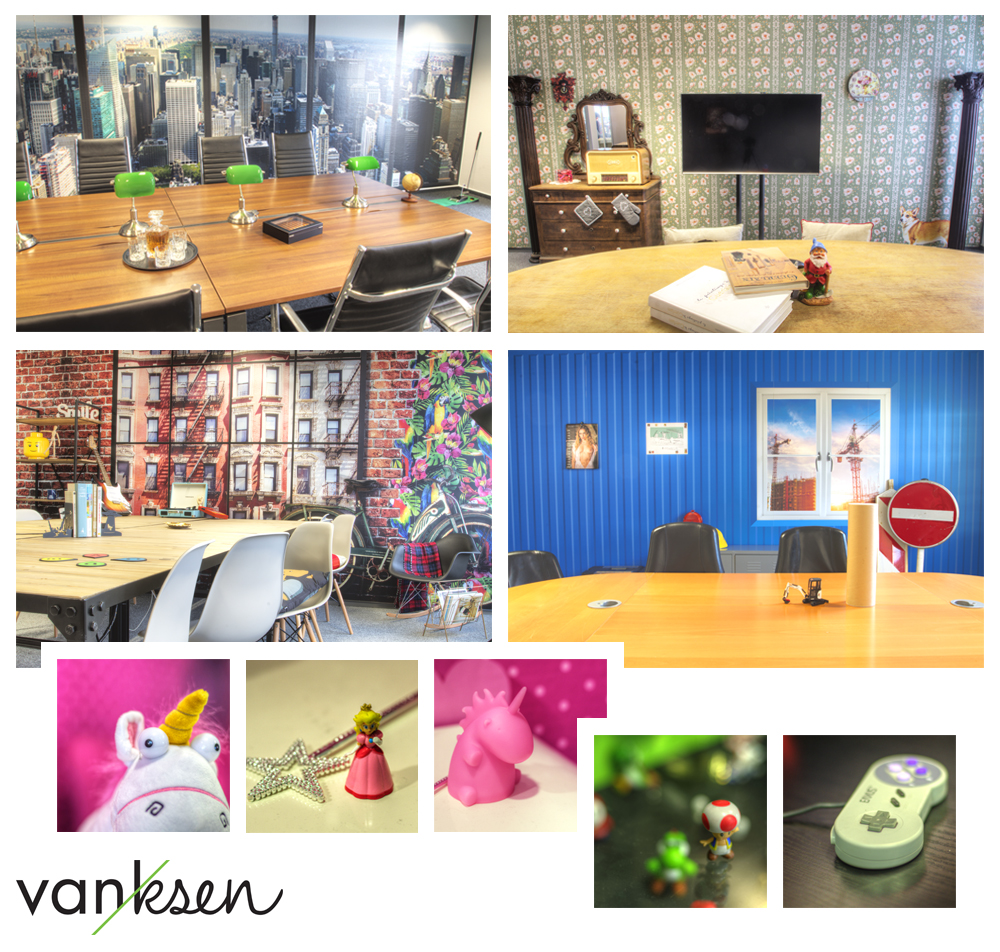 vanksen office meeting rooms