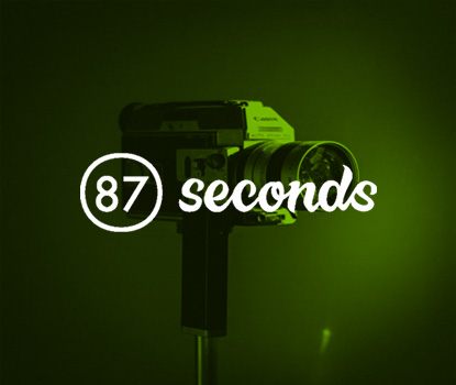 87 seconds